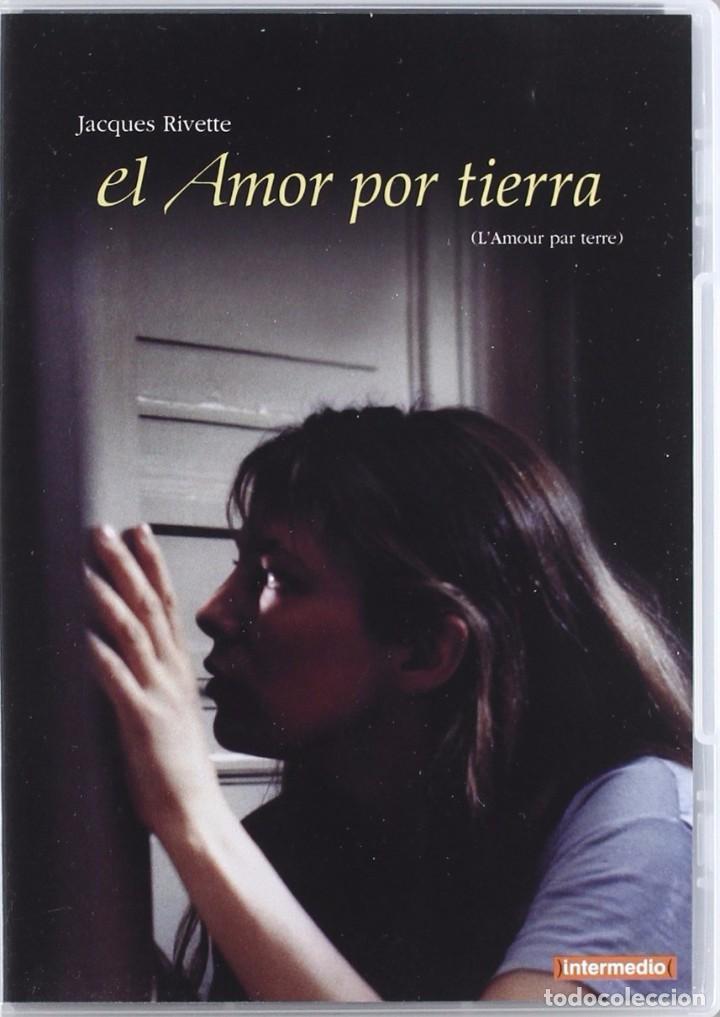 EL AMOR POR TIERRA - JACQUES RIVETTE (Cine - Películas - DVD)