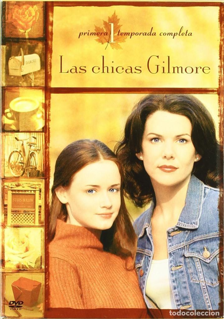 !!! LAS CHICAS GILMORE 1ª TEMP. !!! TENGO LA SERIE COMPLETA *** EDIC. EN ESPAÑOL *** (Cine - Películas - DVD)