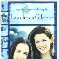 Cine: !!! LAS CHICAS GILMORE 2ª TEMP. !!! TENGO LA SERIE COMPLETA *** EDIC. EN ESPAÑOL ***. Lote 103407395