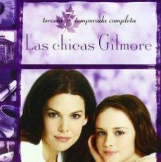 Cine: !!! LAS CHICAS GILMORE 3ª TEMP. !!! TENGO LA SERIE COMPLETA *** EDIC. EN ESPAÑOL ***. Lote 103407491