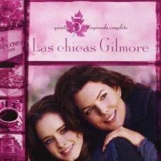 Cine: !!! LAS CHICAS GILMORE 5ª TEMP. !!! TENGO LA SERIE COMPLETA *** EDIC. EN ESPAÑOL ***. Lote 103408127