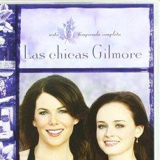 Cine: !!! LAS CHICAS GILMORE 6ª TEMP. !!! TENGO LA SERIE COMPLETA *** EDIC. EN ESPAÑOL ***. Lote 103408311