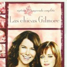 Cine: !!! LAS CHICAS GILMORE 7ª TEMP. !!! TENGO LA SERIE COMPLETA *** EDIC. EN ESPAÑOL ***. Lote 103408563
