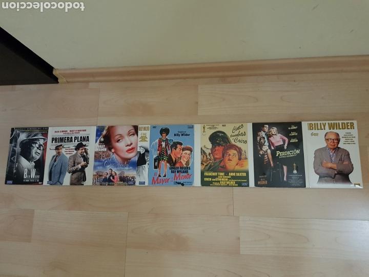 Cine: EXCELENTE PACK 6 DVD BILLY WILDER PERDICIÓN, PRIMERA PLANA, 5 TUMBAS AL CAIRO ETC... - Foto 2 - 103455292