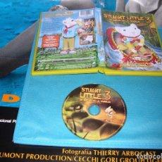 Cine: DVD STUART LITTLE 3 UN RATON EN LA FAMILIA. Lote 103474687