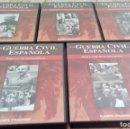 Cine: 10 DVD LA GUERRA CIVIL ESPAÑOLA COMPLETA-PLANETA AGOSTINI-NUEVOS. Lote 103577195
