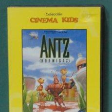Cine: ANTZ (HORMIGAZ). DVD . Lote 103622655