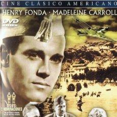 Cine: DVD BLOQUEO HENRY FONDA . Lote 103683583
