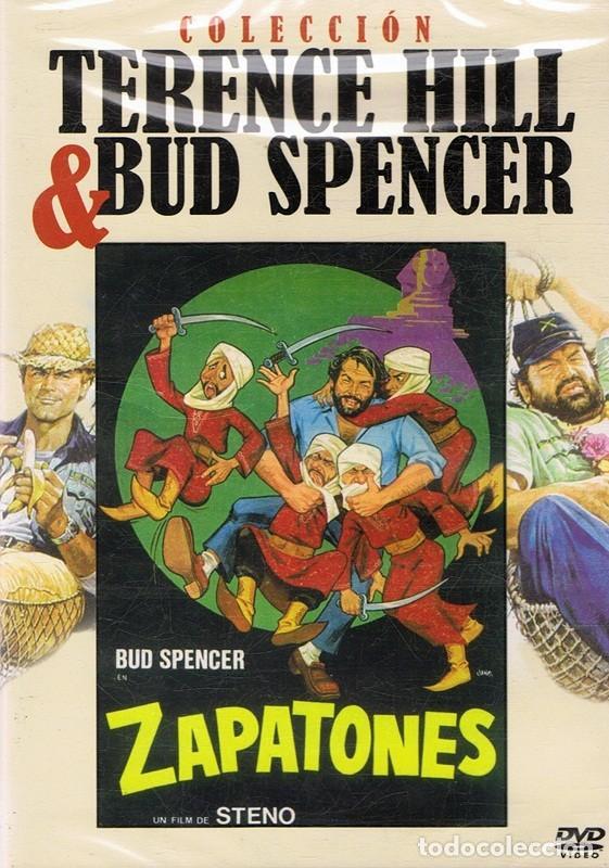 DVD ZAPATONES TERENCE HILL & BUD SPENCER (PRECINTADO) (Cine - Películas - DVD)