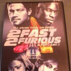 Cine: 2 FAST, 2 FURIOUS. A TODO GAS 2.. Lote 103828523