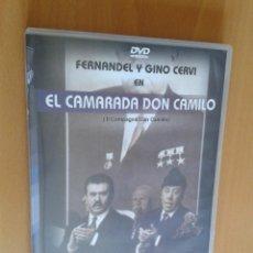 Cine: CINE DVD PELICULA EL CAMARADA DON CAMILO. Lote 103834595