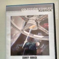 Cine: DVD 2001: UNA ODISEA EN EL ESPACIO - STANLEY KUBRICK. Lote 103837275