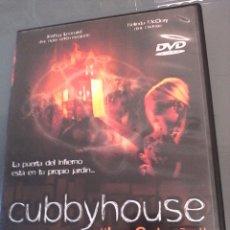 Cine: CUBBYHOUSE. LA CABAÑA.. Lote 103867411