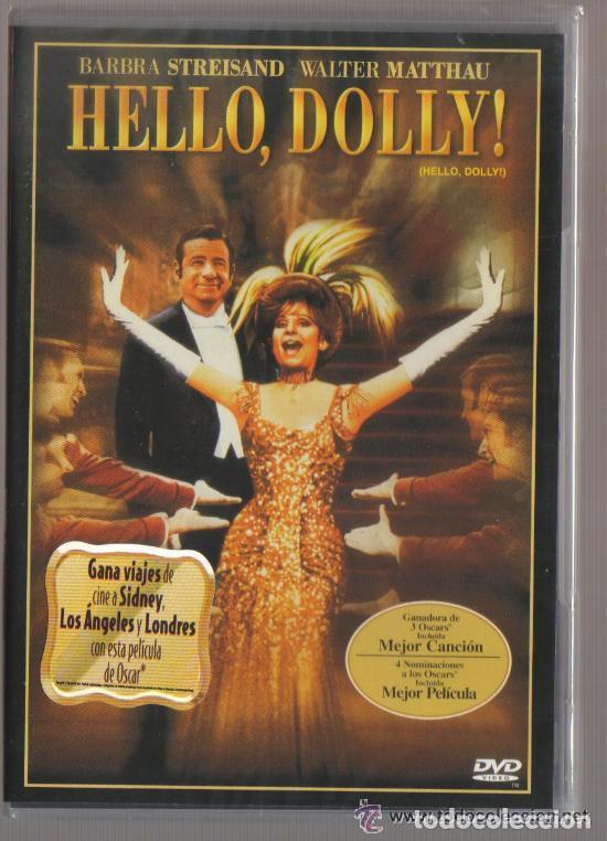 DVD CINE - HELLO, DOLLY! - NUEVO CON EL PRECINTO ORIGINAL (Cine - Películas - DVD)