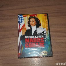 Cine: MADRE CORAJE DVD SOPHIA LOREN NUEVA PRECINTADA. Lote 182842197