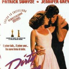 Cine: DVD DIRTY DANCING PATRICK SWAYZE . Lote 103939339
