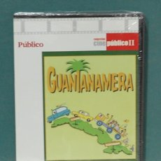 Cine: GUANTANAMERA. DVD PRECINTADO . Lote 103968743