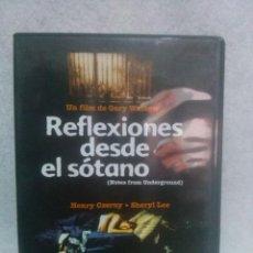 Cine: REFLEXIONES DESDE EL SOTANO (DVD) CON HERY CZERNY , SHERYL LEE REFLEXIONES DESDE EL SOTANO (DVD) . Lote 103970343