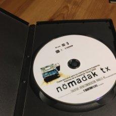 Cine: NOMADAK TX - DVD SIN PORTADA EDICIÓN GOYAS 2006 MIEMBROS ACADEMIA. Lote 103985380