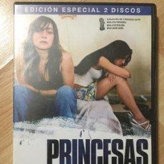 Cine: PRINCESAS EDICIÓN ESPECIAL 2 DISCOS, DE FERNANDO LEON DE ARANOA , CANDELA PEÑA, MICAELA NEVAREZ. Lote 103985455
