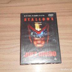 Cine: JUEZ DREDD EDICION ESPECIAL DVD LAUREN MULTITUD DE EXTRAS STALLONE NUEVA PRECINTADA. Lote 217601428