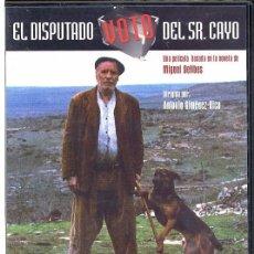 Cine: EL DISPUTADO VOTO DEL SR. CAYO ( P.RABAL )- LAS LECCIONES DE LA VIDA DE UN LABRIEGO A LOS SEÑORITOS. Lote 221958118