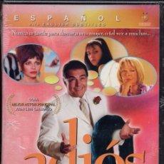 Cine: ADIOS CON EL CORAZON DVD ( J. L. GALIARDO) - SUPER-DESCATALOGADA..COMEDIA DE ALTOS VUELOS (LEER). Lote 104077147