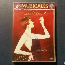 Cine: DVD. STAR. UNA PELÍCULA DE ROBERT WISE.. Lote 104099384
