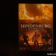Cine: HINDENBURG EL ULTIMO VUELO - DVD NUEVO PRECINTADO. Lote 104177307