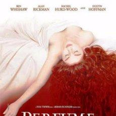 Cine: EL PERFUME (BEN WHISHAW - ALAN RICKMAN - DUSTIN HOFFMAN). Lote 104183935