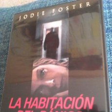 Cine: LA HABITACIÓN DEL PÁNICO.. Lote 104263479