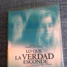 Cine: LO QUE LA VERDAD ESCONDE.. Lote 104278103