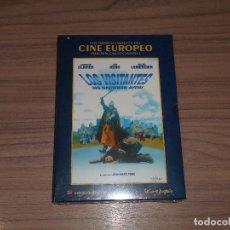 Cine: LOS VISITANTES NO VINIERON AYER EDICION ESPECIAL COLECCIONISTA DVD + LIBRO JEAN RENO NUEV PRECINTADA. Lote 104398143