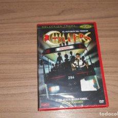 Cine: CHILLERS EL AUTOBUS DEL TERROR DVD NUEVA PRECINTADA. Lote 104411751