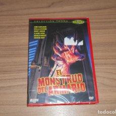 Cine: EL MONSTRUO DEL ARMARIO DVD JOHN CARRADINE TERROR NUEVA PRECINTADA. Lote 104411762