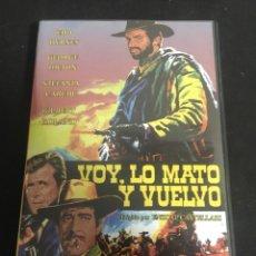 Cine: VOY,LO MATÓ Y VUELVO ( DVD SEGUNDA MANO ). Lote 104380584