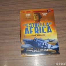 Cine: LA ESTRELLA DE AFRICA DVD DE ALFRED WEIDENMANN 2ª GUERRA MUNDIAL NUEVA PRECINTADA. Lote 104399419