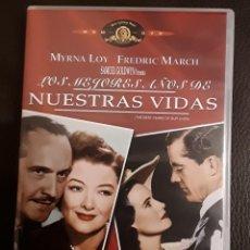 Cine: LOS MEJORES AÑOS DE NUESTRAS VIDASDE SAMUEL GOLDWYN. Lote 104414063