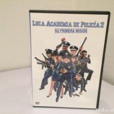 Cine: LOCA ACADEMIA DE POLICÍA 2 SU PRIMERA MISIÓN. Lote 104414119