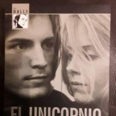Cine: EL UNICORNIO UNA PELÍCULA DE CULTO DE LOUIS MALLE. EDICIÓN ESPECIAL . Lote 104414255
