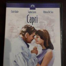 Cine: CAPRI CON CLARK GABLE Y SOPHIA LOREN.. Lote 104414355