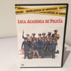 Cine: LOCA ACADEMIA DE POLICÍA. Lote 104414423