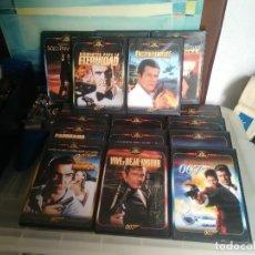 Cine: COLECCION DE 20 DVD 007 JAMES BOND LEER MGM EDICION 007 ESPECIAL. Lote 104594555