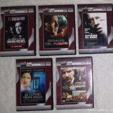 Cine: CINE DE ESTRENO: LOTE DE 5 DVDS (EI). Lote 104834007