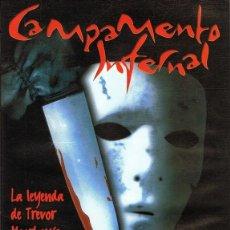 DVD CAMPAMENTO INFERNAL