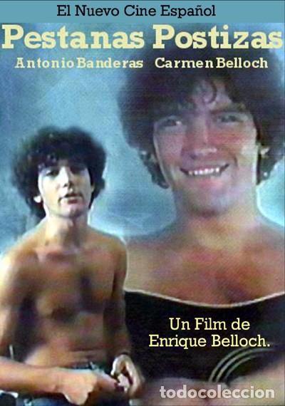 PESTAÑAS POSTIZAS- QUETA CLAVER, CARMEN BELLOCH, ANTONIO BANDERAS DVD NUEVO (Cine - Películas - DVD)