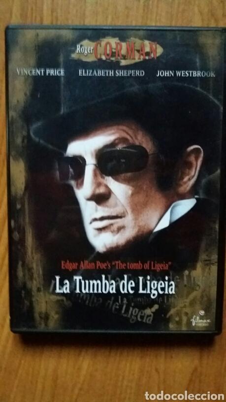 LA TUMBA DE LIGEIA (Cine - Películas - DVD)