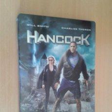 Cine: CINE DVD PELICULA HANCOCK,EDICION ESPECIAL METALICA,2 DISCOS. Lote 104944595
