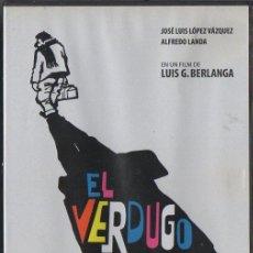 Cine: EL VERDUGO. DVD-3492. Lote 105016555