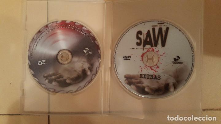 Cine: Saw Edicion especial limitada 2 DVD - Foto 2 - 105017111